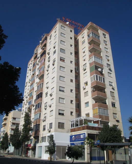 2 Bedroom Apartment Near Me Rent: 2 Bedroom F/F Apartment Near Bodyline-Agia Zoni